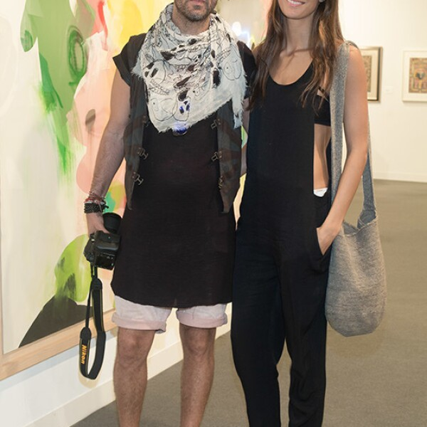 Daniel Doumibusturia y Toya Montoya