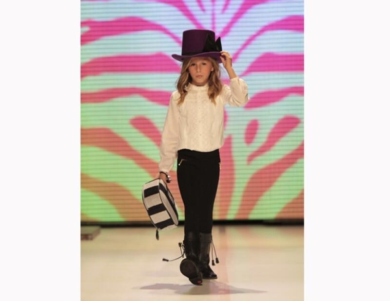 bbmundo Fashion Day tiene el objetivo de presentar innovadores estilos de vestir para niños que les ayude a reforzar su personalidad.