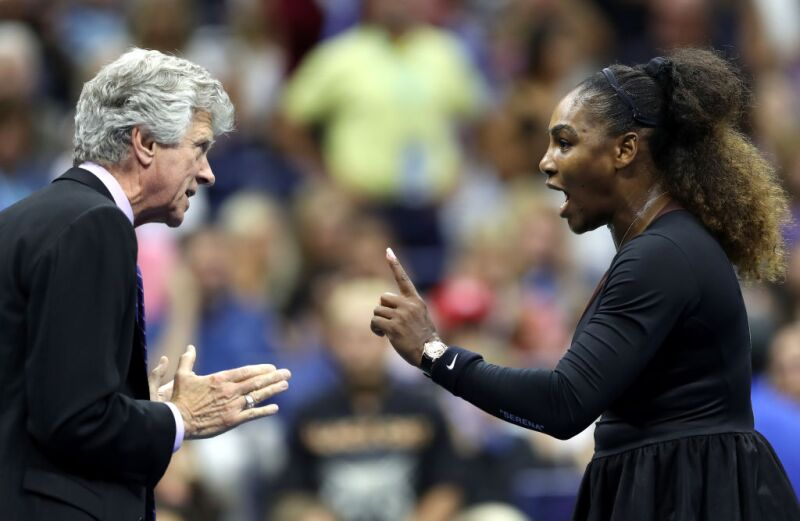 Serena Williams polémica US Open