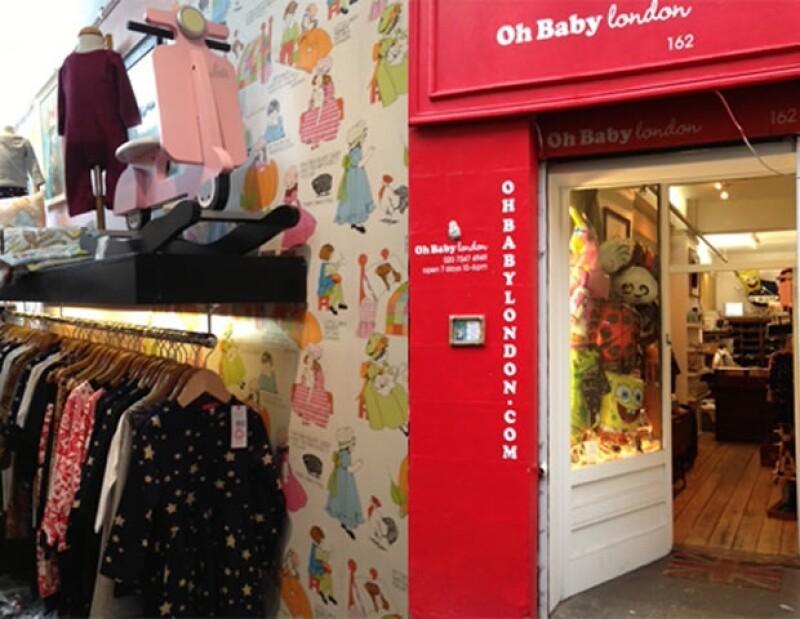 Desde Suri hasta North West, éstas son las baby boutiques que todas las celebs visitan para llenar a sus hijos de los artículos más fashion y cool.