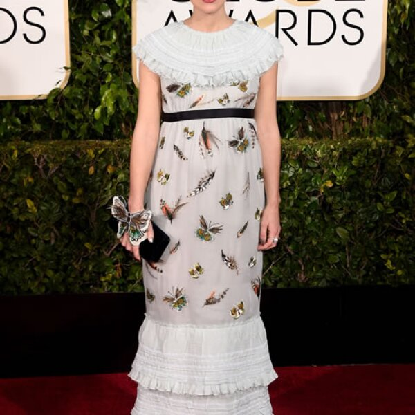 Keira Knightley en Chanel.