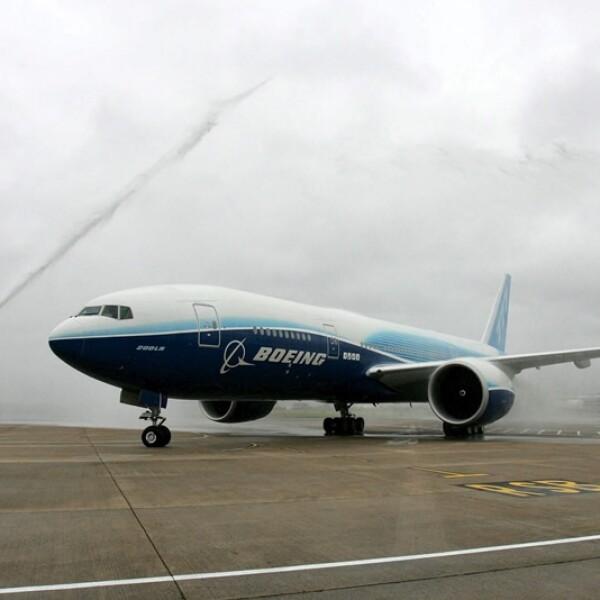 Worldliner Boeing