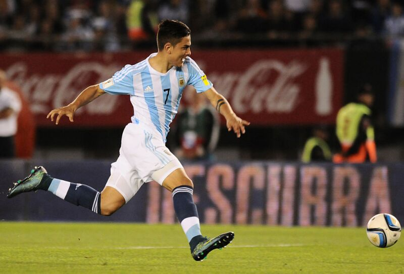 Argentina Rusia 2018 Paulo Dybala
