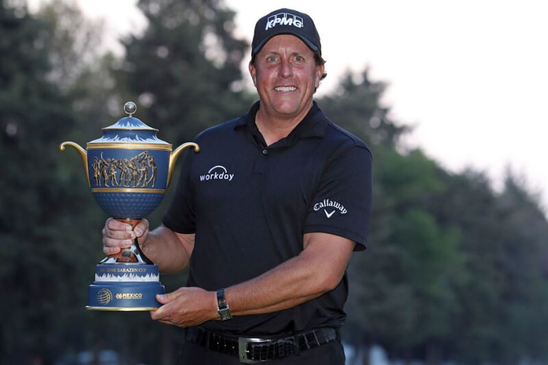 Phil Mickelson WGC 2018