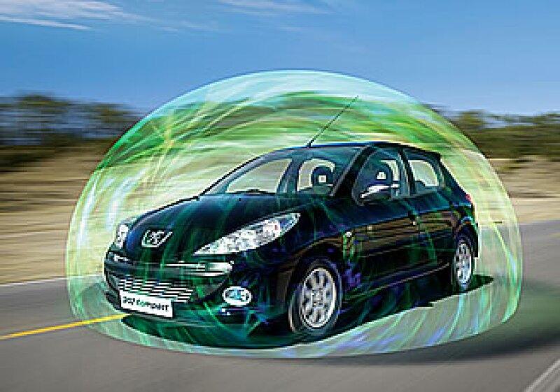 La edición especial del Peugeot 207 Compact Wi-fi será limitada a 500 unidades.  (Foto: Cortesía Peugeot )