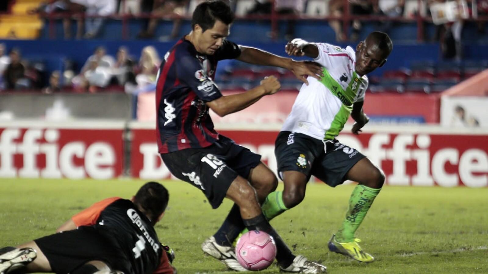 Santos vs Atlante1