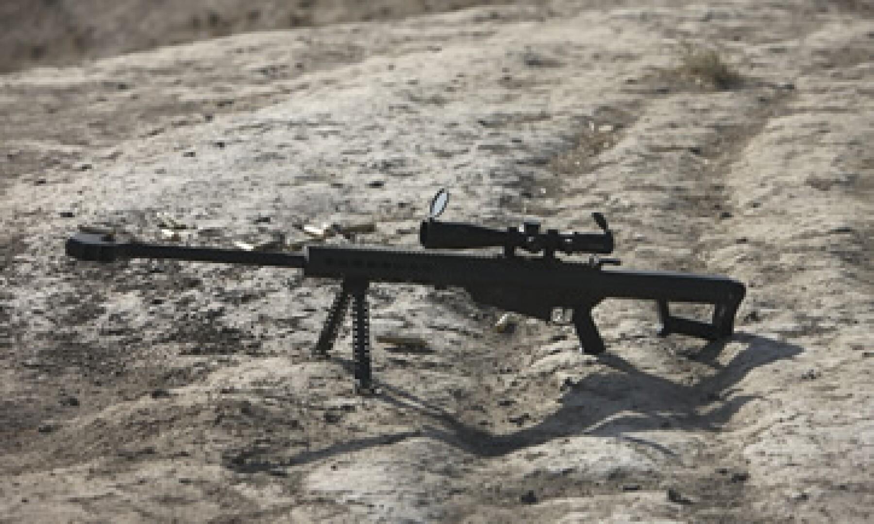 Varios vendedores del sur de Florida dijeron que subieron las ventas de pistolas y fusiles de asalto en los últimos días. (Foto: Getty Images)