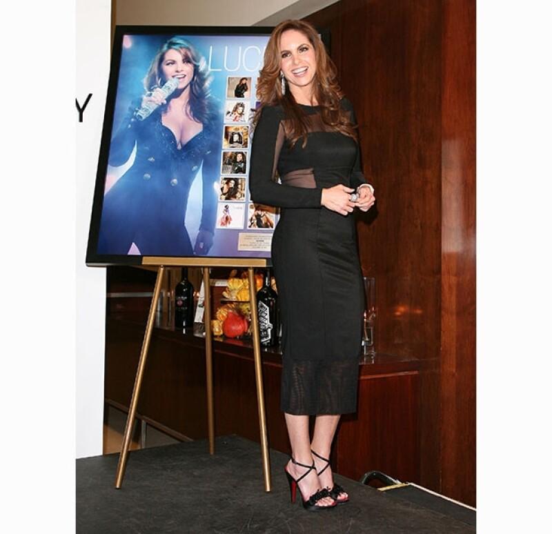 La cantante será conductora de la edición latina del Grammy hoy por la noche.