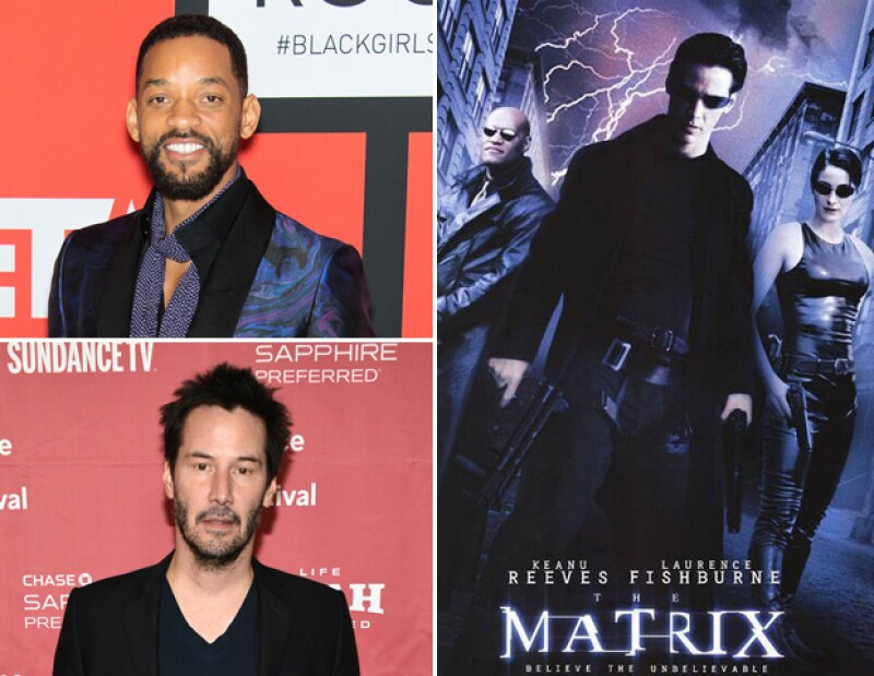 Will Smith rechazó The Matrix