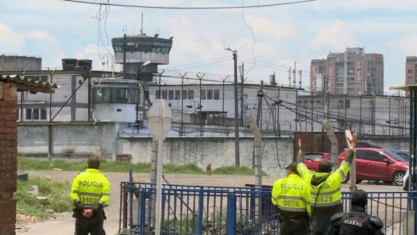 Motín carcelario en Bogotá deja 23 muertos en plena emergencia por coronavirus