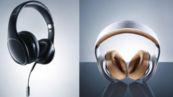 Level de Samsung ofrece tres modelos de audífonos y una bocina inalámbrica (Foto: Cortesía Samsung)