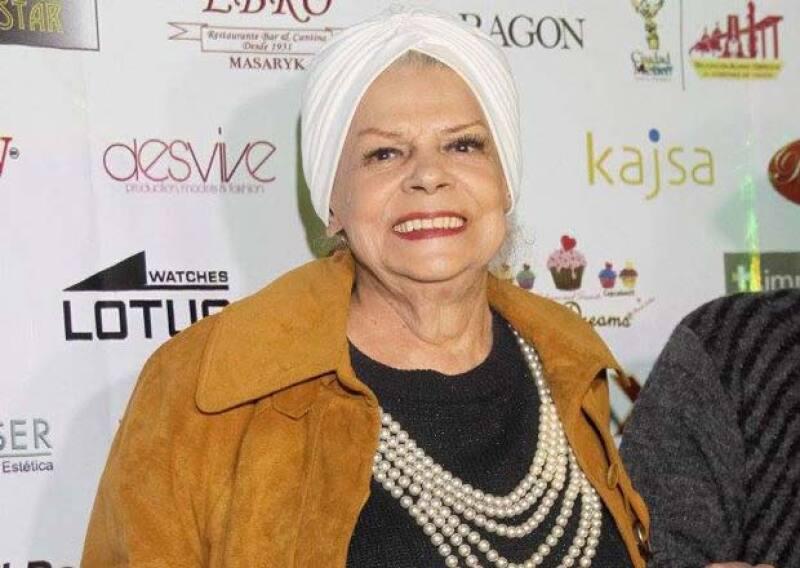 Familiares de la artista cubana confirmaron que murió a causa de un paro cardiaco.