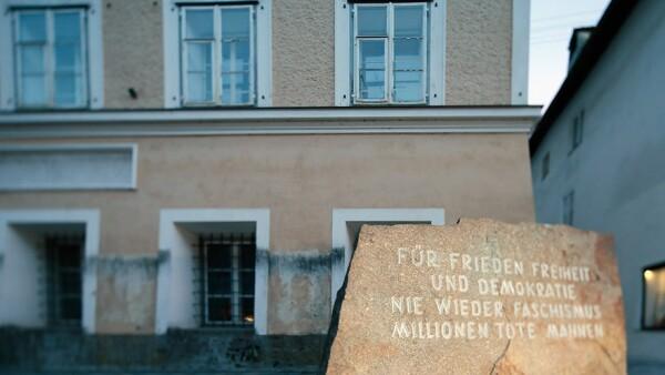 Casa donde nació Hitler
