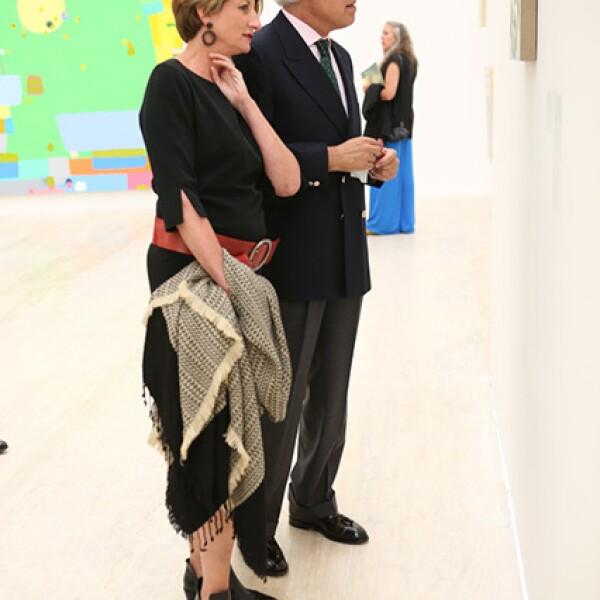 Dolores Beistegui y Roberto Gavaldón