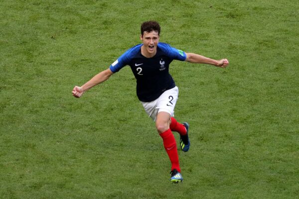 Pavard FIFA World Cup Russia