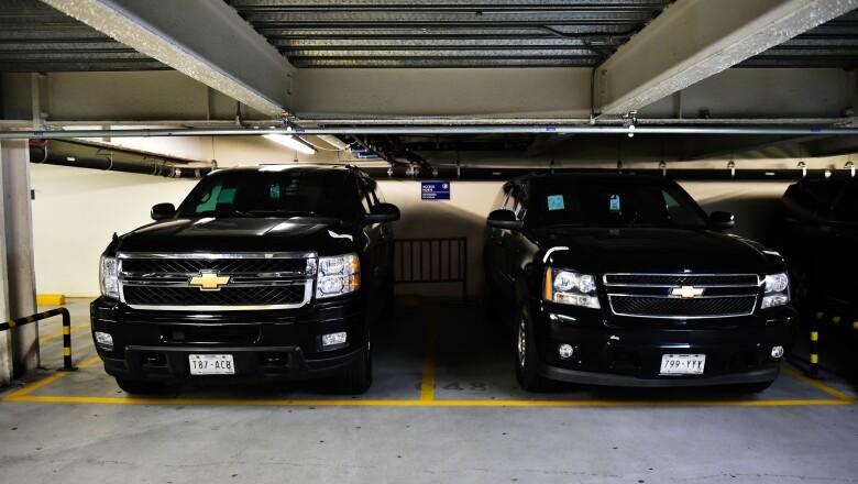 Vehículos oficiales