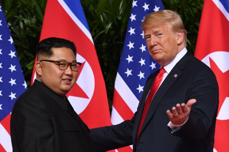 FILES-US-NKOREA-NUCLEAR-DIPLOMACY-POLITICS-SUMMIT-TRUMP