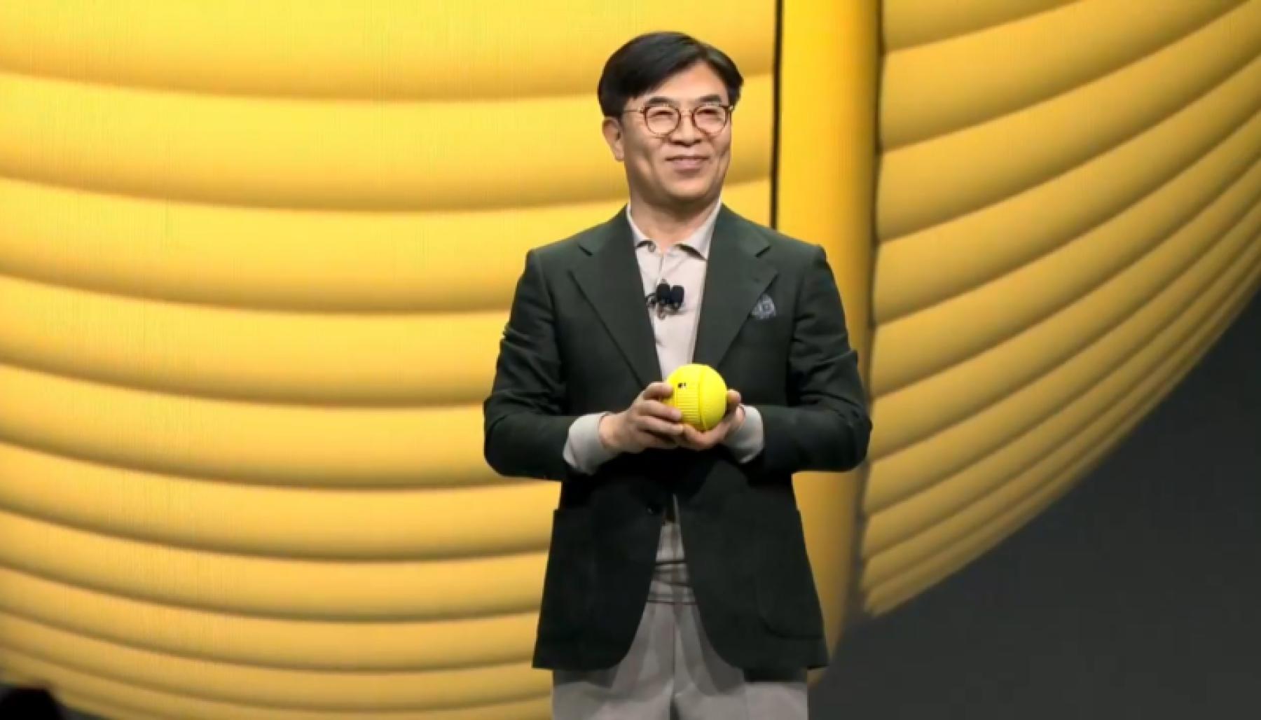 Robot pelota - robot - tecnología - CES 2020 - CES2020