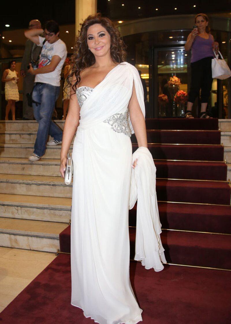 Elissa es una de las cantantes más icónicas del Medio Oriente.