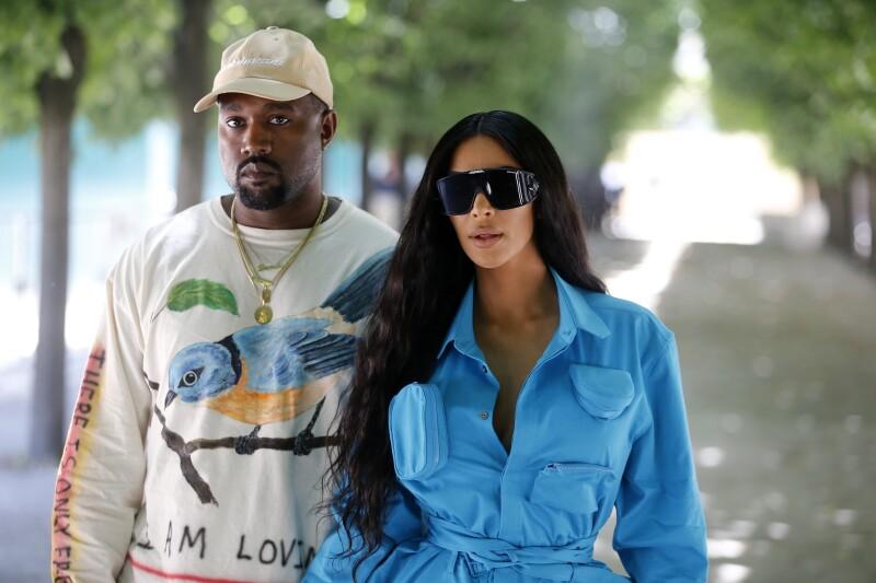 Kim Kardashian y París