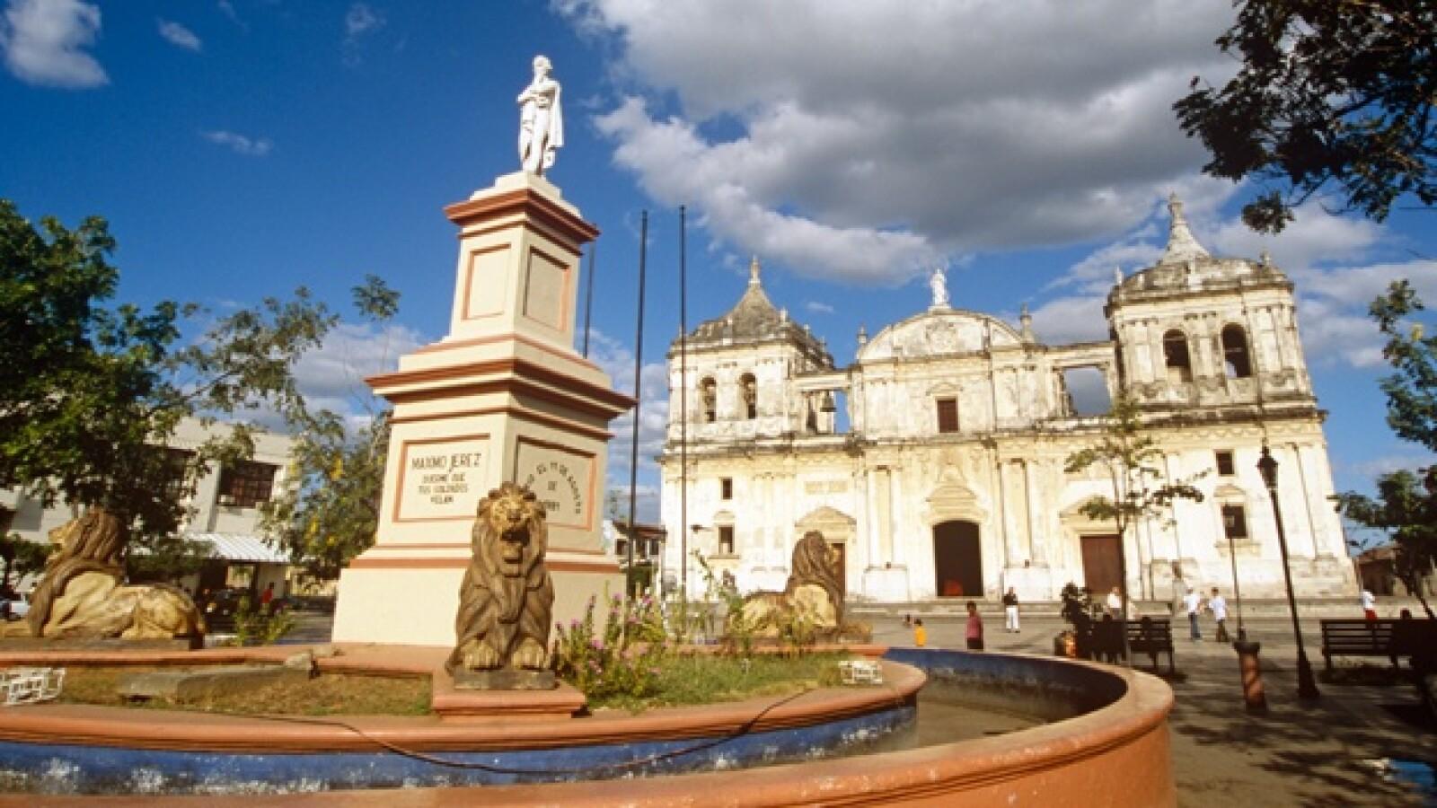 patrimonio, unesco, iglesia, nicaragua