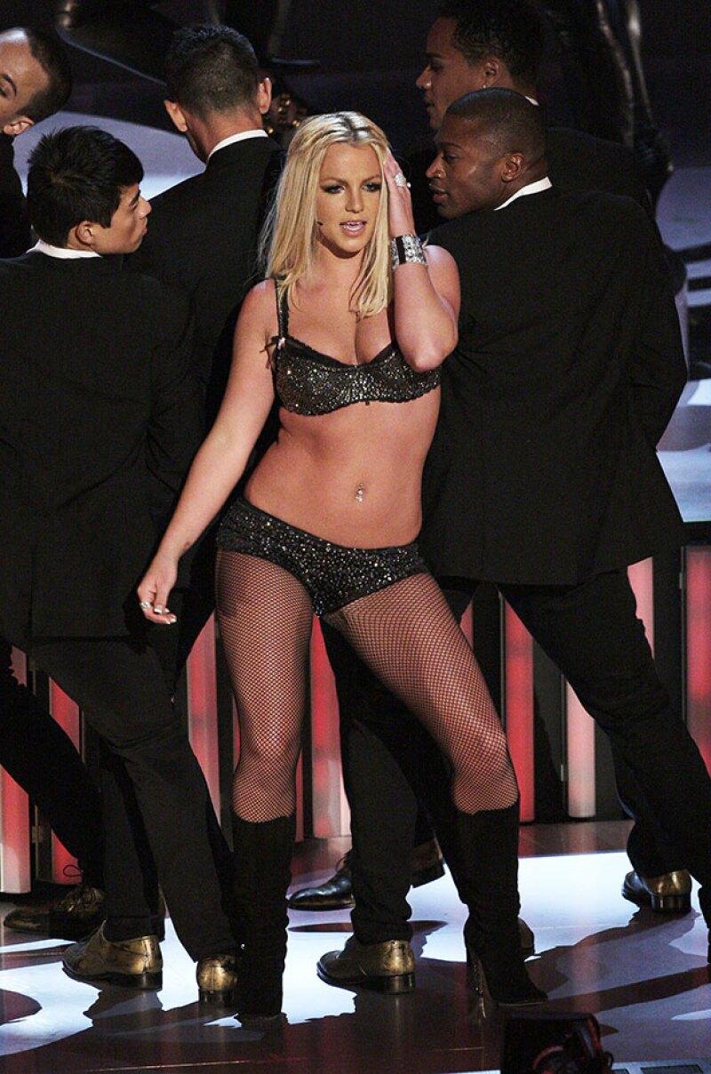 2007 fue el peor año para la carrera de la cantante.