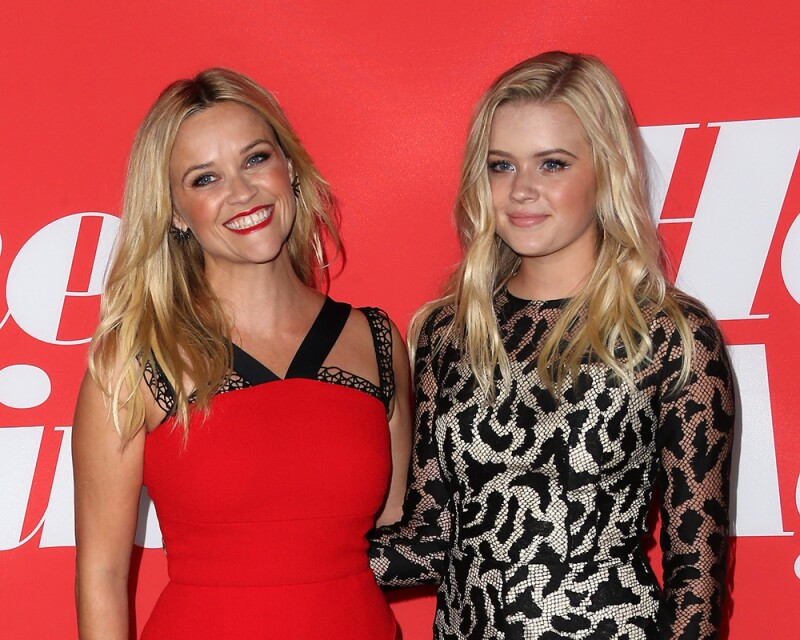 Reese Whiterspoon y Ava Phillippe