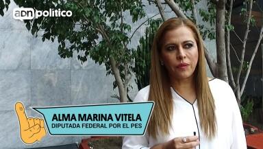 #YoLegislador Alma Marina Vitela