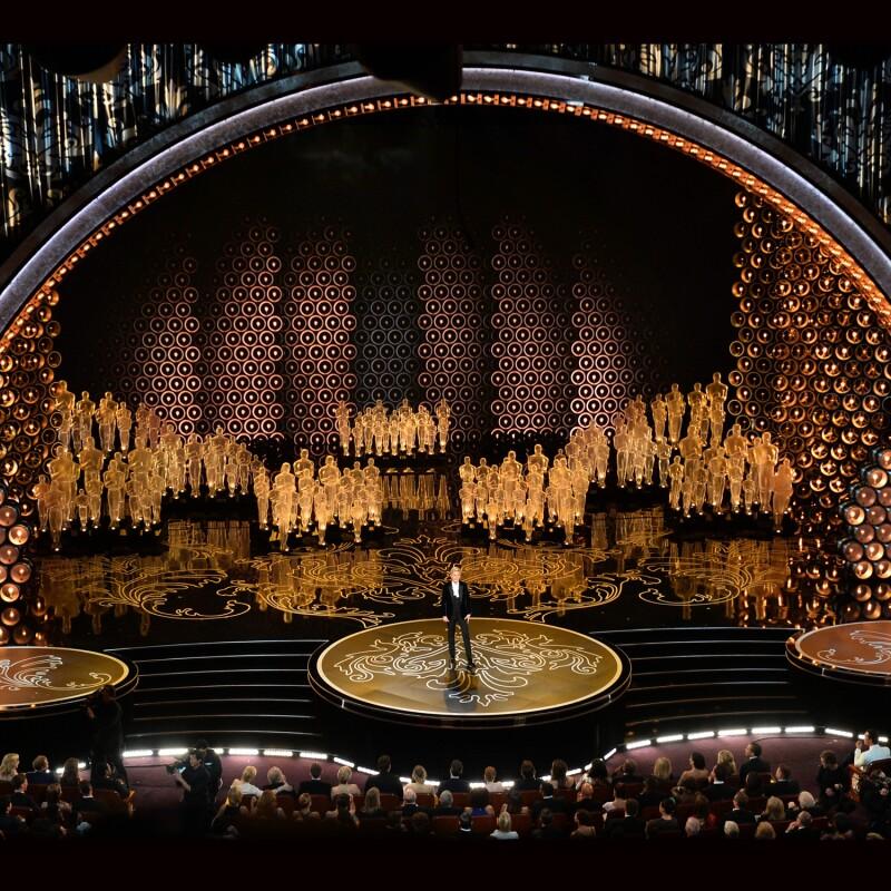 El escenario es uno de los más grandes de Estados Unidos.