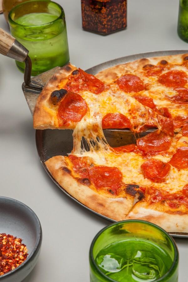 Pizza Pepperoni Cancino Pedregal