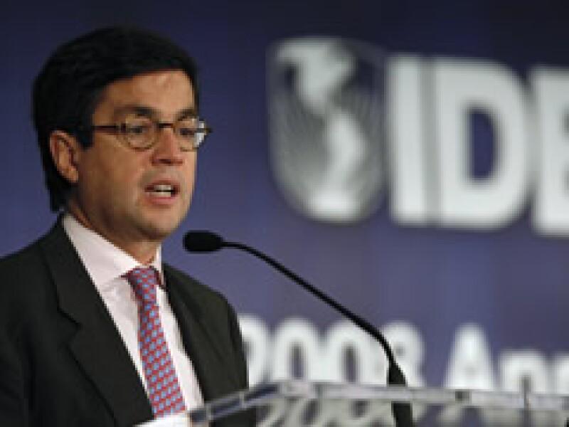 Luis Alberto Moreno, presidente del Banco Interamericano de Desarrollo, ve un panorama optimista para Latinoamérica. (Foto: Archivo AP)