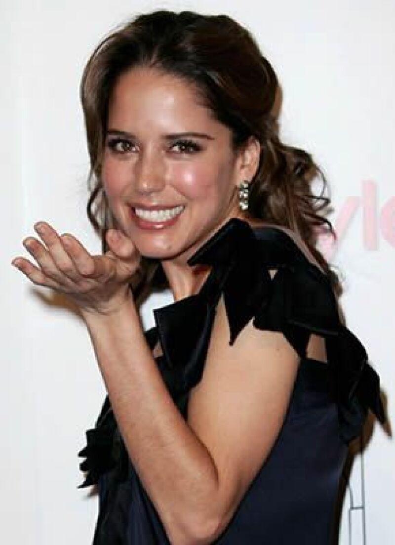 La actriz sabe que no hay nada seguro pero le gusta pensar que su filme será nominado.