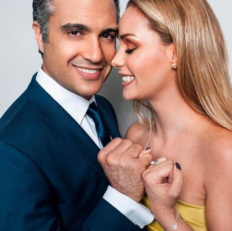El actor cumple hoy 43 años y además, también celebra el 3er aniversario de su boda con Heidi.