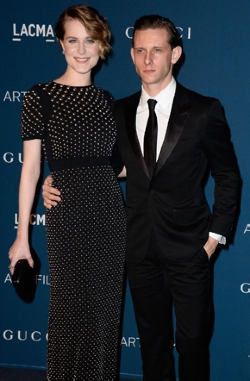 Un representante de la pareja confirmó que después de dos años de matrimonio los actores han decidido tomar caminos separados.