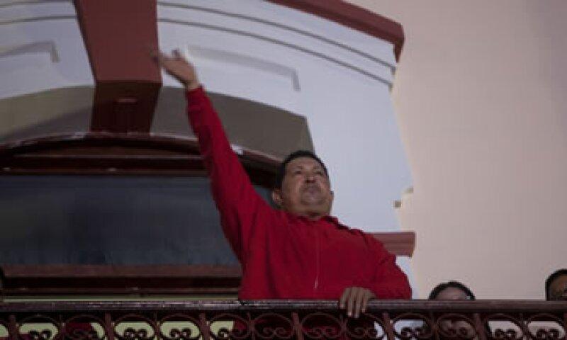 Tras la reelección de Hugo Chávez como presidente de Venezuela se mantiene la incertidumbre sobre su capacidad para controlar el déficit fiscal. (Foto: AP)