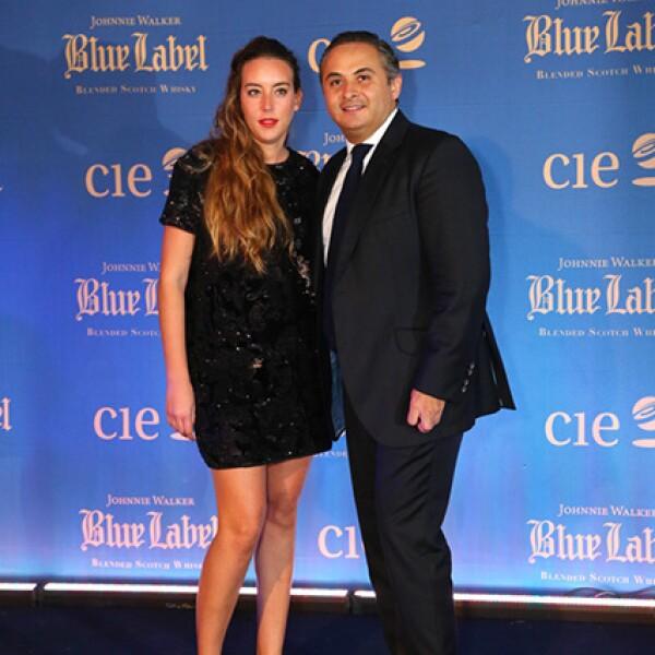 María Escriva y Enrique Rubio