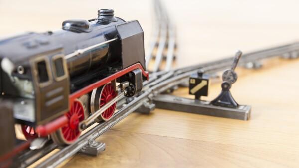 Tren - Ferrocarril - vías
