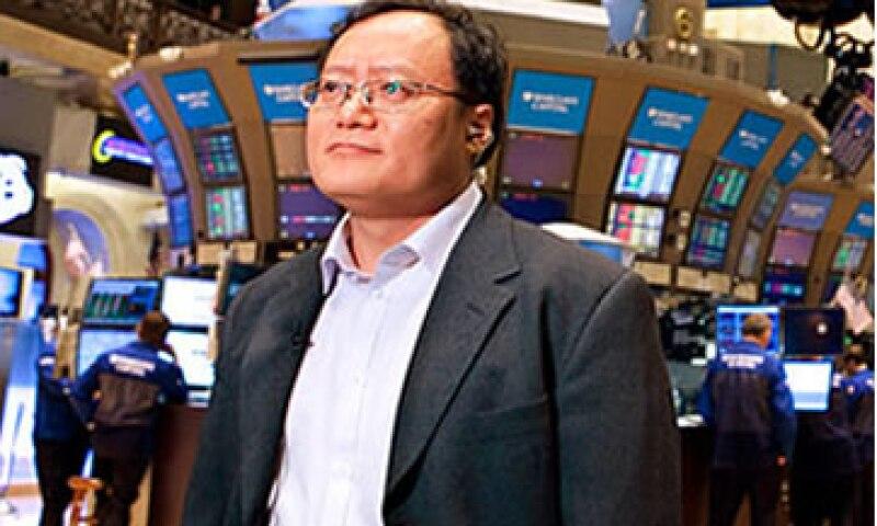 Joseph chen es el fundador de la llamada Facebook de China. (Foto: Cortesía CNNMoney)