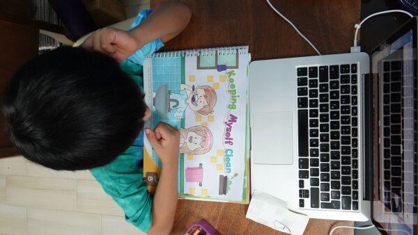 aprende en casa SEP
