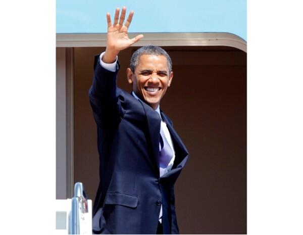 Barack Obama es considerado el hombre más poderoso del mundo.