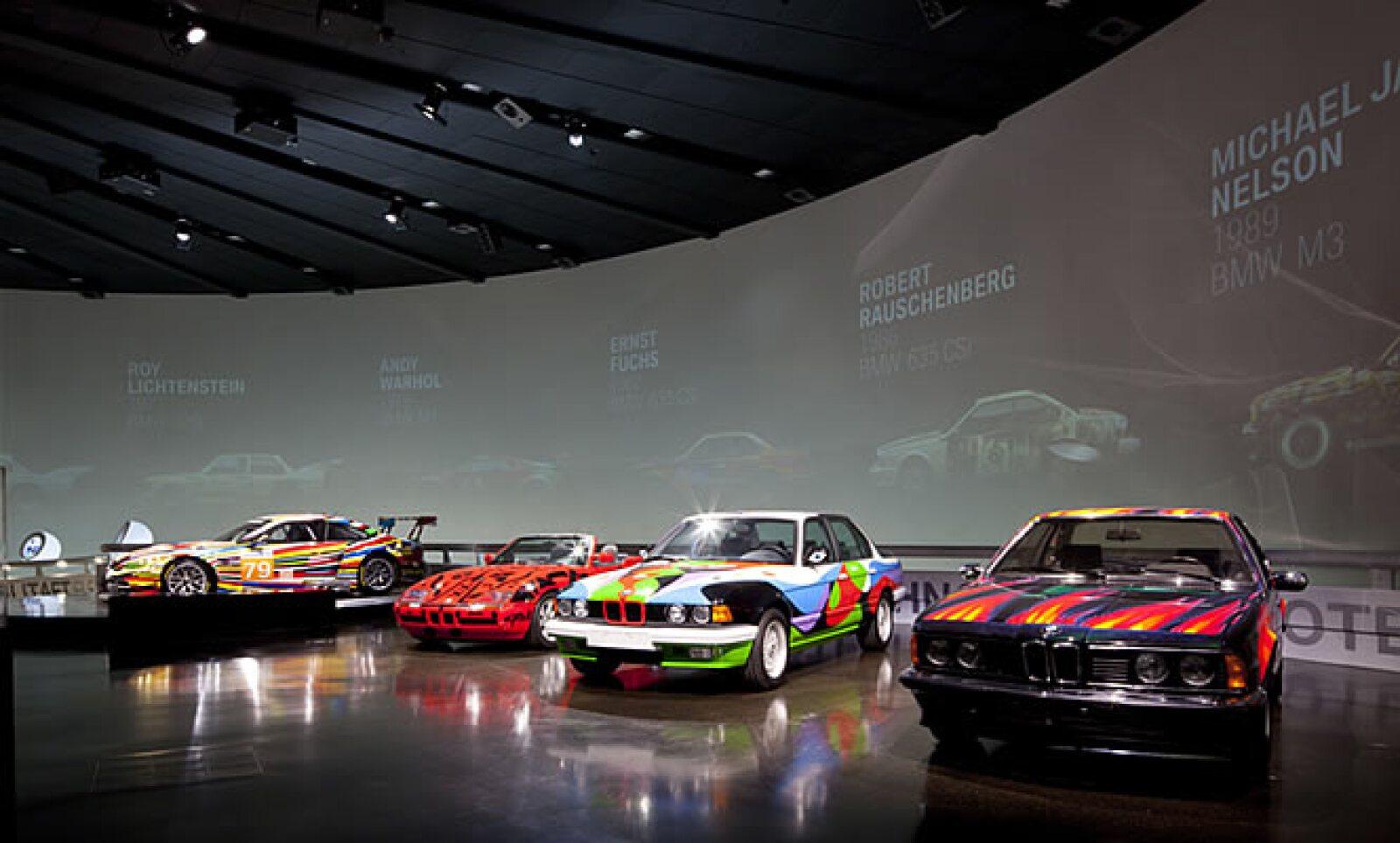 Desde 1975, varios artistas han pintado sus ideas sobre los automóviles de la marca.