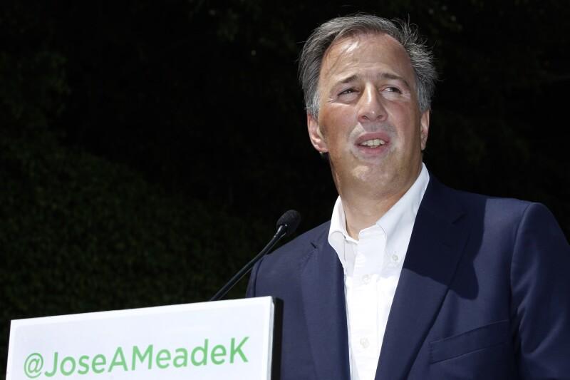 """Presentaré mi #3de3 cuando """"vaya más lejos"""", dice Meade"""