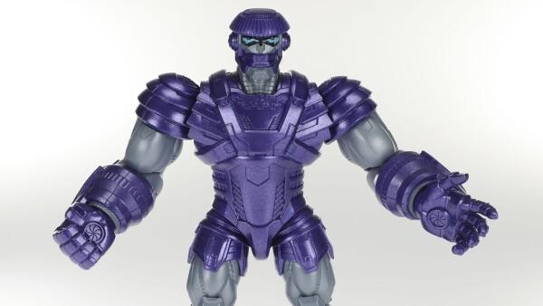 Esta es una de las cinco figuras presentadas por Hasbro en México que estarán disponibles a nivel mundial.