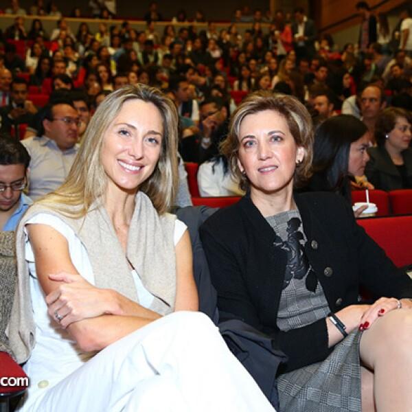 Francois Lavertu y Mónica Sacristán