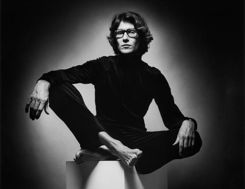 El creativo comenzó su carrera como asistente de Christian Dior.