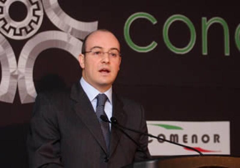 Felipe Duarte, subsecretario de Normatividad y Competitividad de la Secretaría de Economía, indicó que el financiamiento busca contrarrestar los problemas de liquidez. (Foto: Ntx)