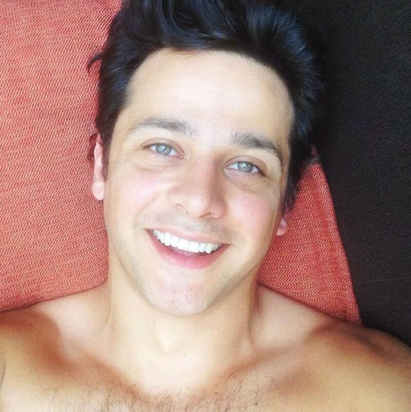 Gustavo Egelhaaf, un as de las redes sociales y maestro del buen humor.