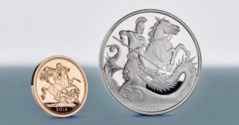 Moneda George 2