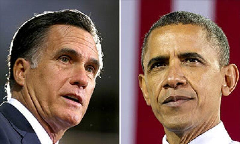 Obama y Romney definen como clase media a quienes ganan entre 50,000 y 250,000 dls.  (Foto: Cortesía CNNMoney)