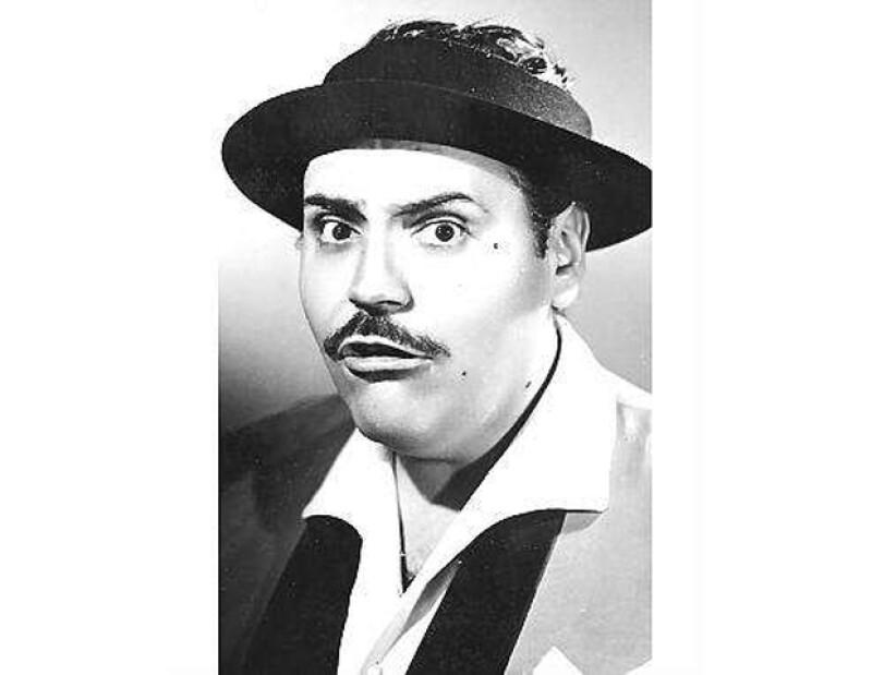 Gaspar Henaine Capulina siempre se distinguió por su gran carisma y humor blanco.